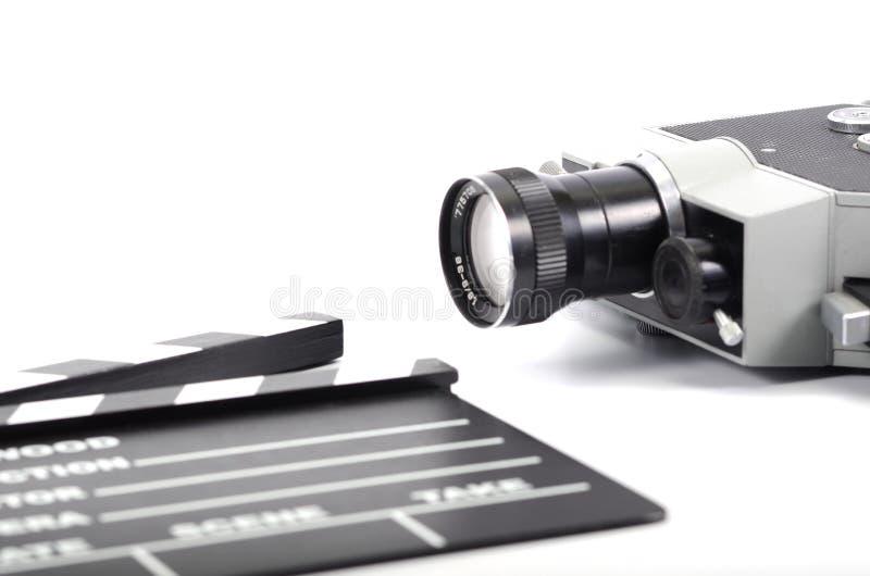 电影工业和影片生产概念 库存照片