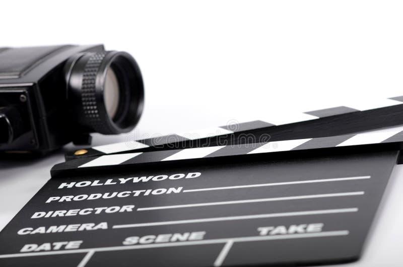 电影工业 库存图片