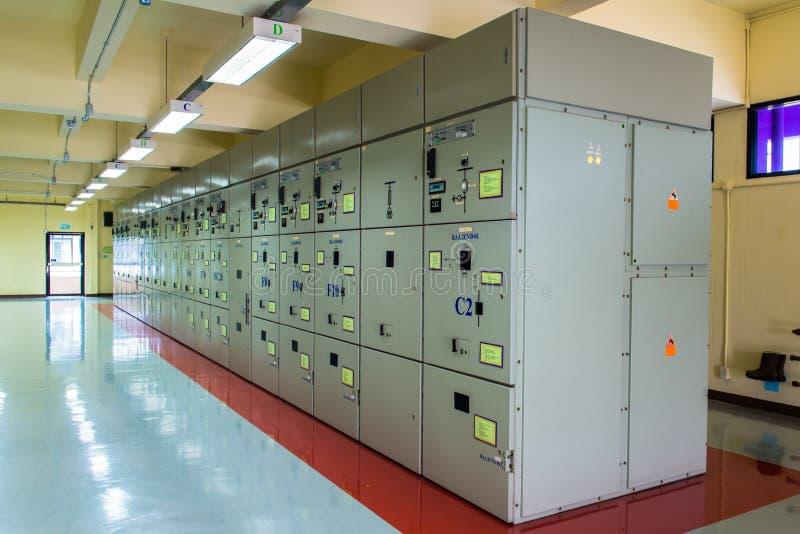 电控制器 库存图片