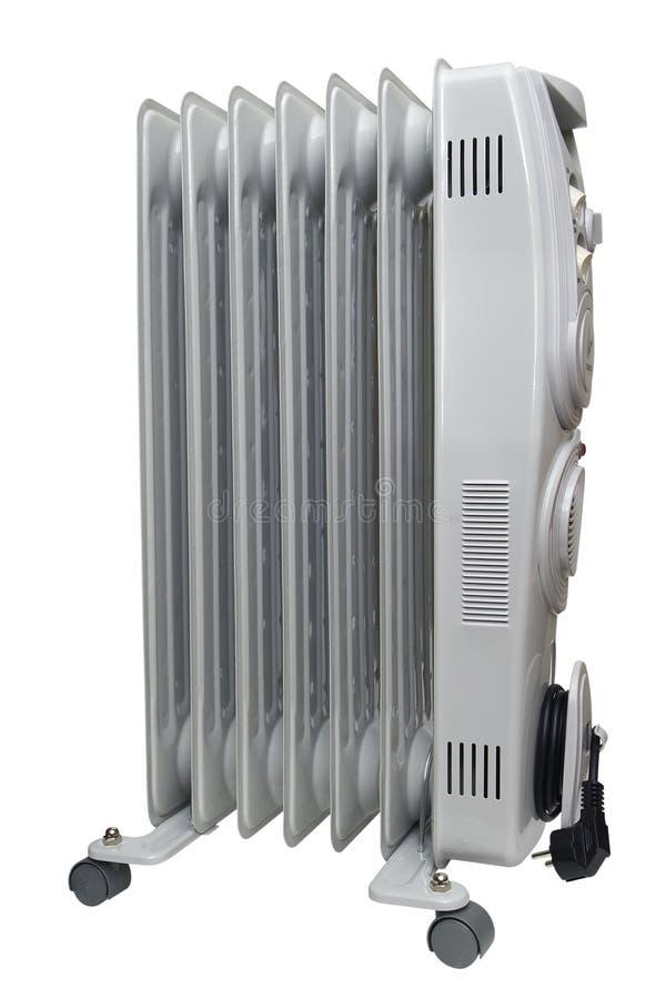 电机油预热器 库存图片