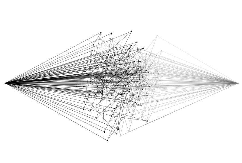 电汇 数字资料计算机网络 抽象形状 皇族释放例证