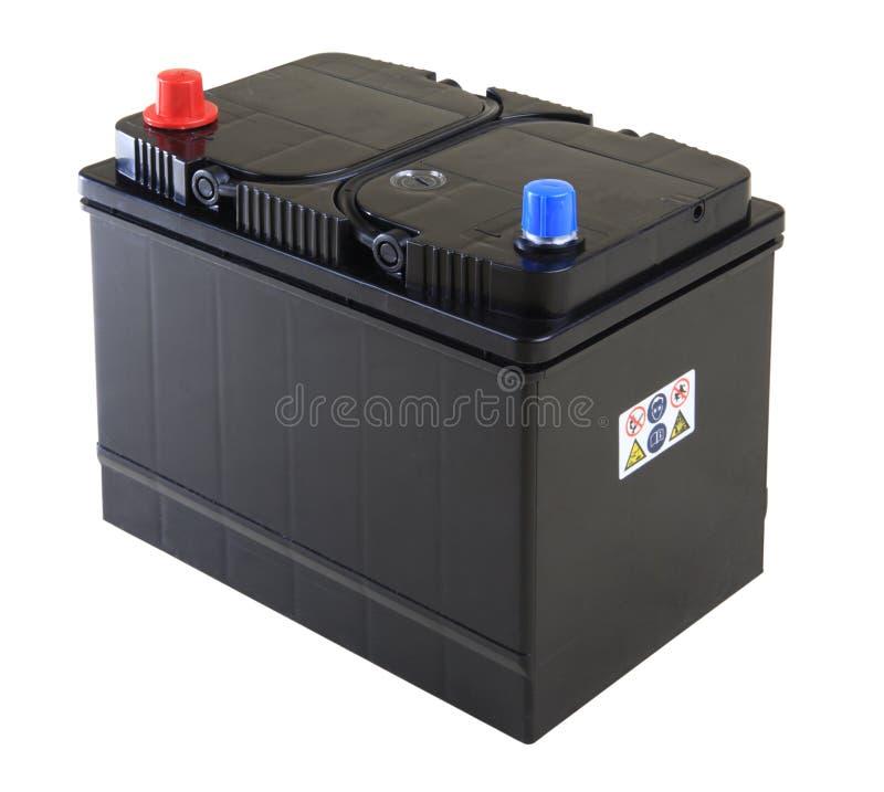 电池汽车 免版税图库摄影