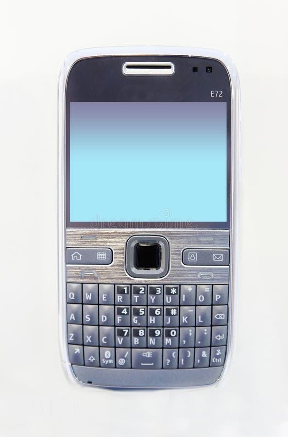 电池nokia pda电话 库存照片