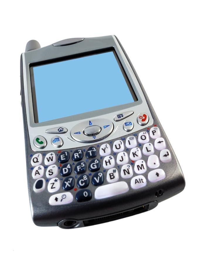 电池pda电话 库存照片