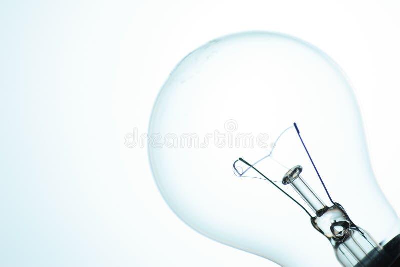 电灯泡亮光 图库摄影