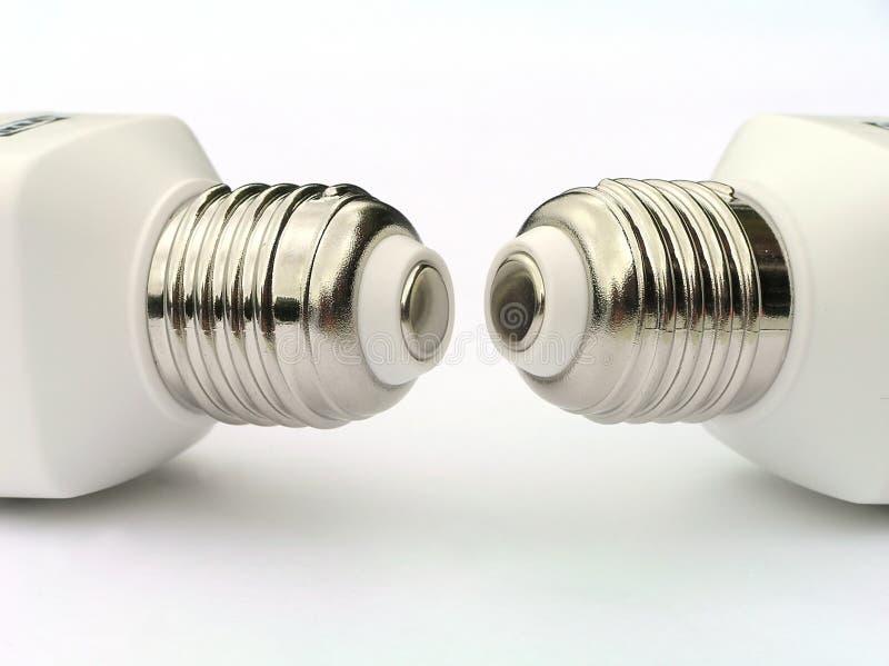 Download 电灯泡光能源节约插口二 库存照片. 图片 包括有 照亮, 预算值, 节省额, 详细资料, 螺丝, 来回, bulfinch - 180504