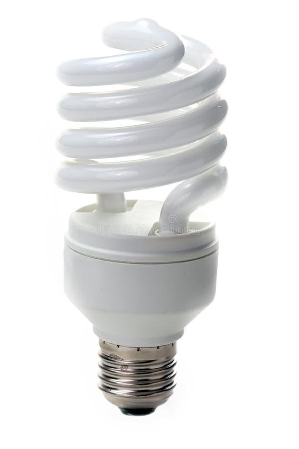 电灯泡日光灯 库存照片