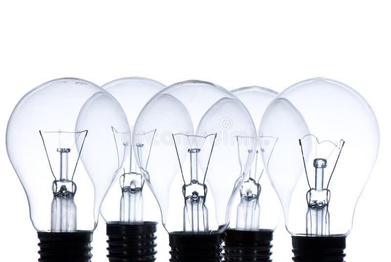 Download 电灯泡电五 库存图片. 图片 包括有 灰色, 闪亮指示, 许多, 背包, 白炽, 玻璃, 查出, 空白, 电子 - 3667355