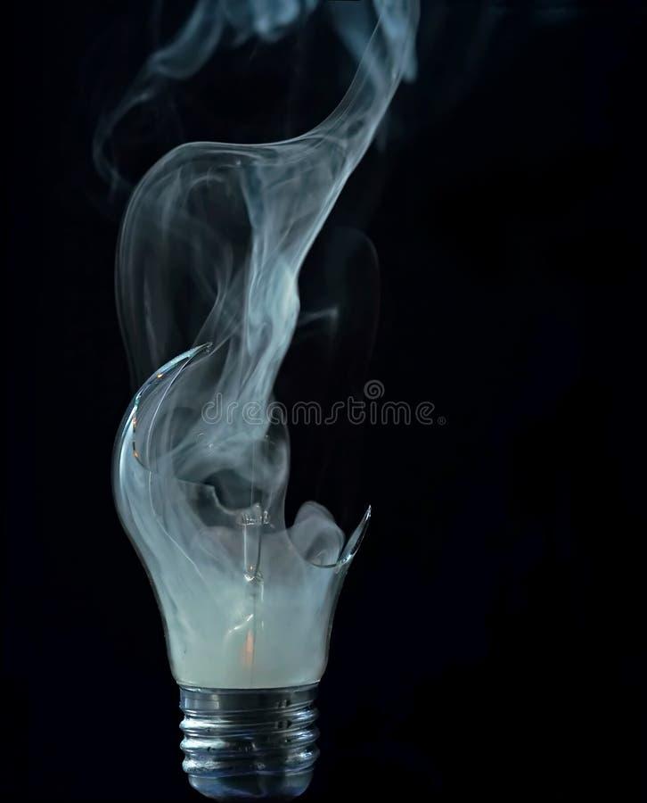 电灯泡 图库摄影