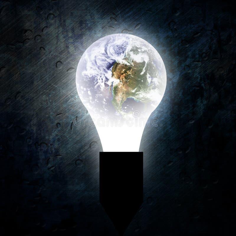 电灯泡 向量例证