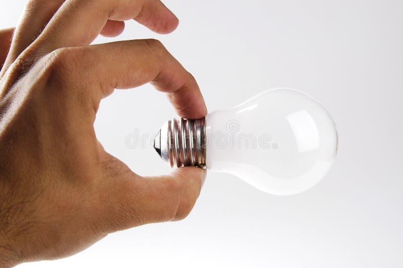 电灯泡 库存照片