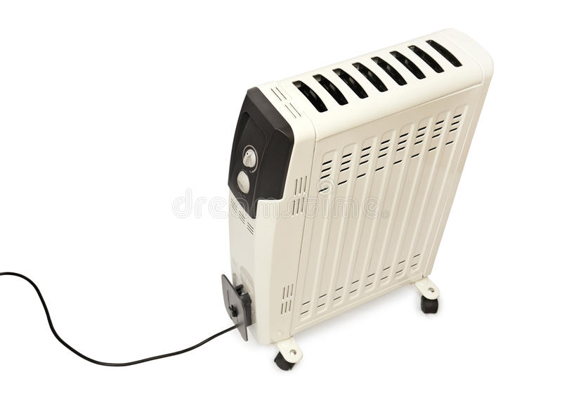 电热炉 免版税库存照片
