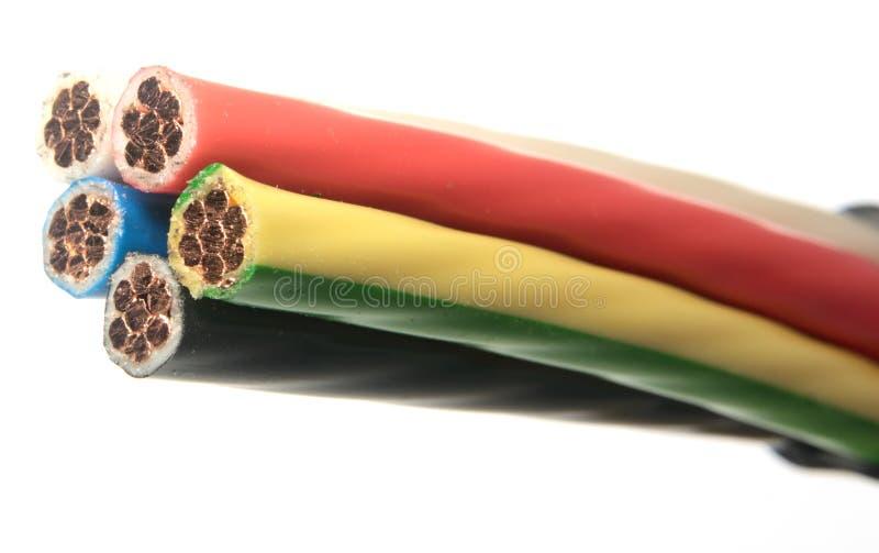 电缆 免版税库存图片