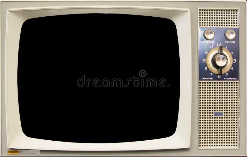 电视框架 库存图片