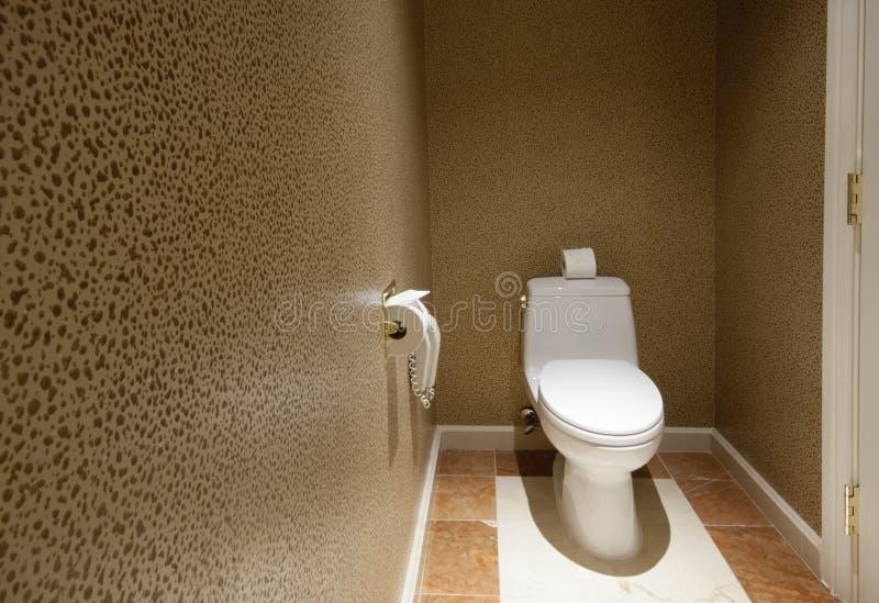 电话空间洗手间 库存照片