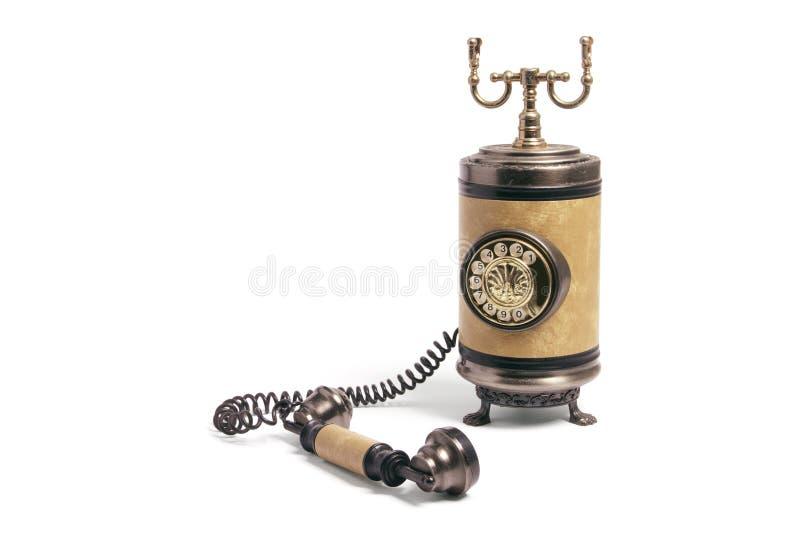 电话葡萄酒 库存图片