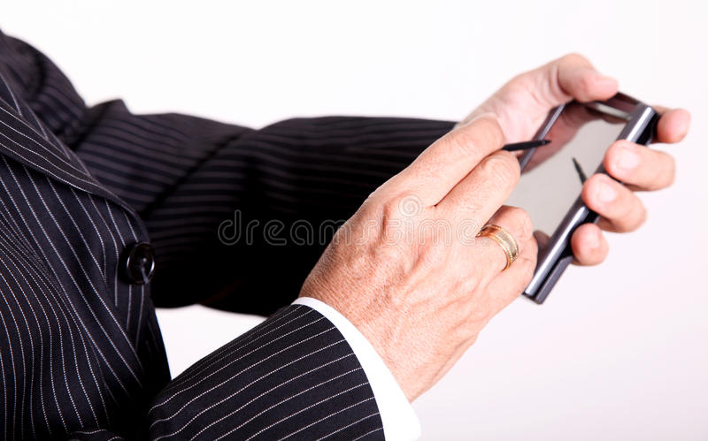 电话 库存照片