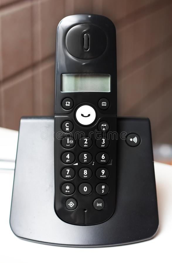 电话 免版税库存照片