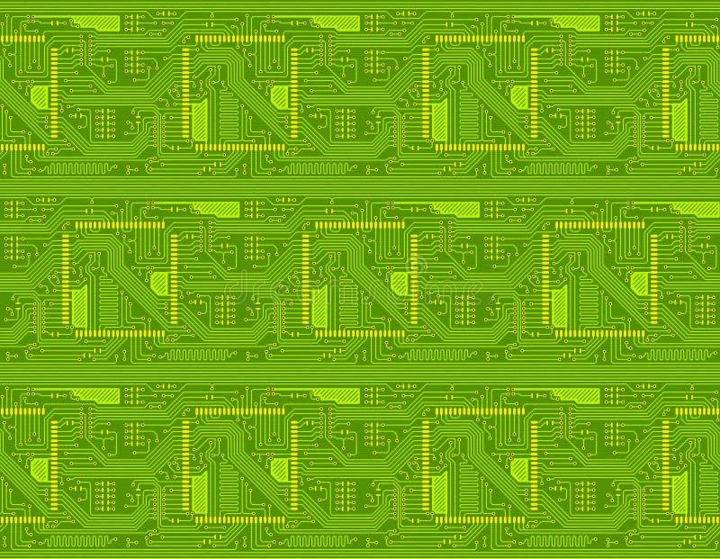 电路板 免版税库存照片