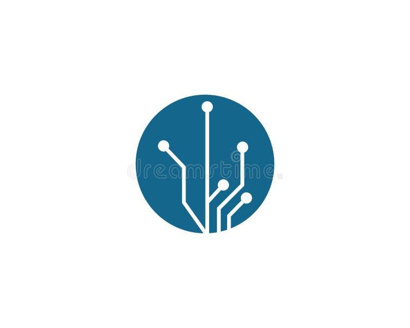 电路符号例证设计 向量例证