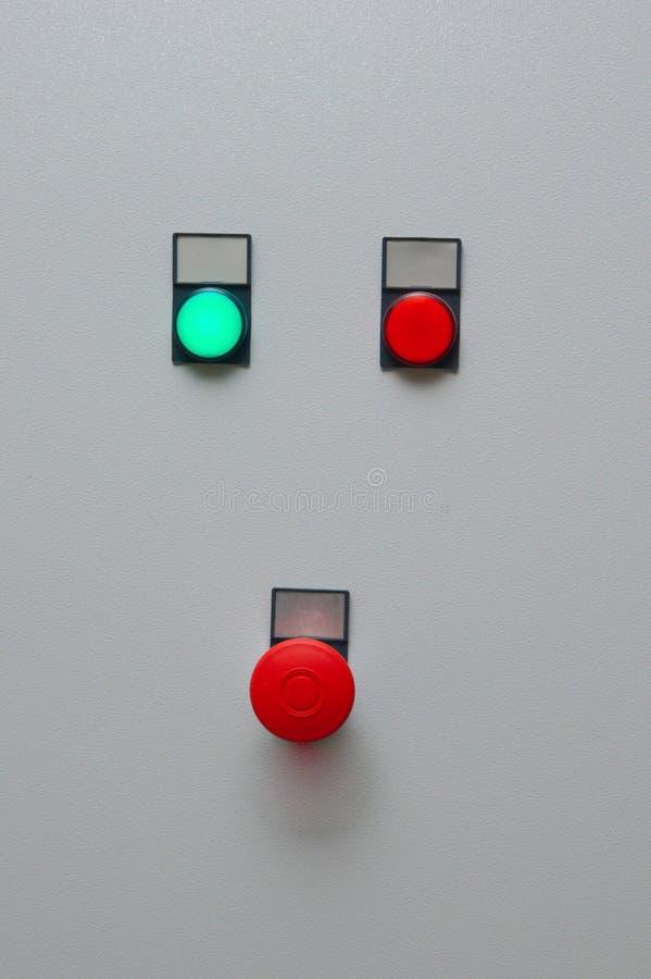 电面板 免版税库存照片