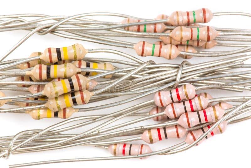 电阻器 免版税库存图片