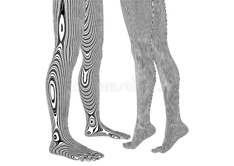 Download 男人和妇女在白色传染媒介03的纹身花刺腿 向量例证. 插画 包括有 纹身花刺, 浪漫, 英尺, 人力, 向量 - 30329452