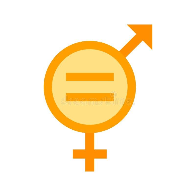 男女平等 皇族释放例证