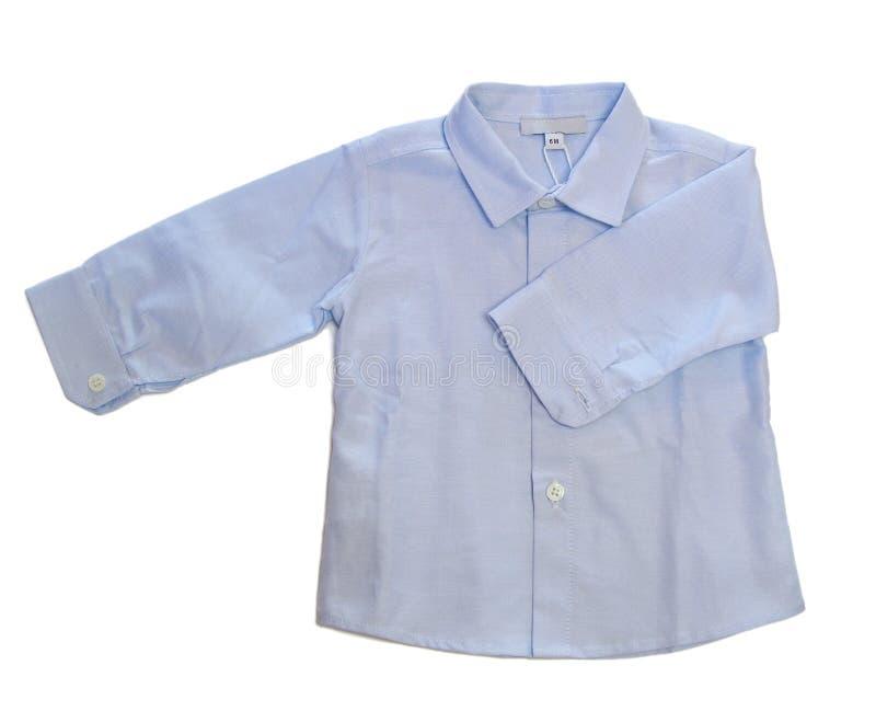 男婴衬衣 库存照片
