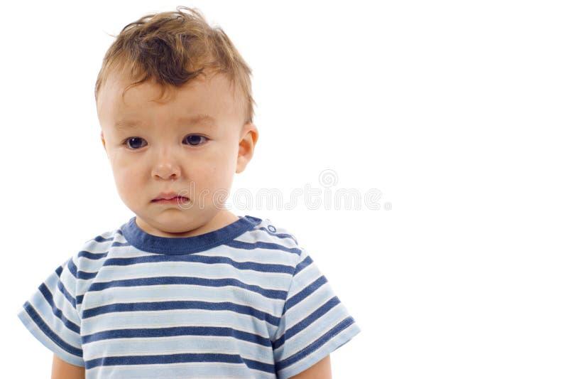 男婴 库存照片
