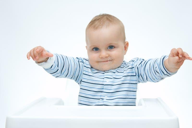 男婴 库存图片