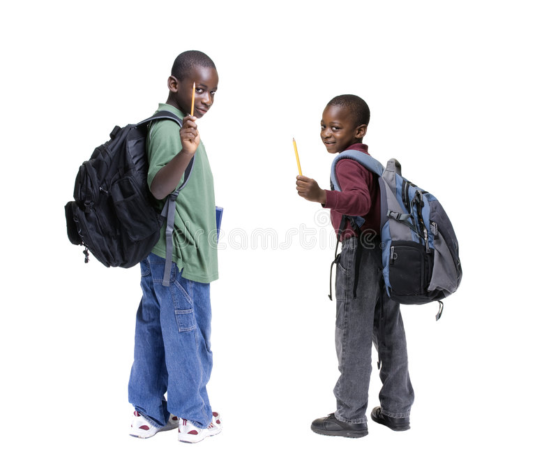 男学生年轻人 库存照片