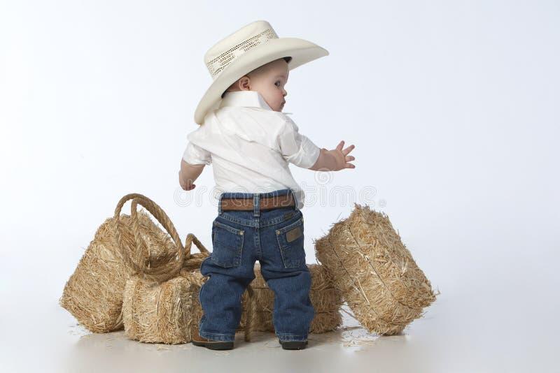 男孩帽子 免版税图库摄影