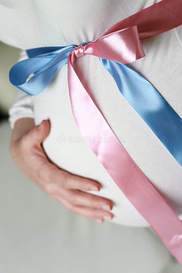 男孩或女孩? 免版税图库摄影