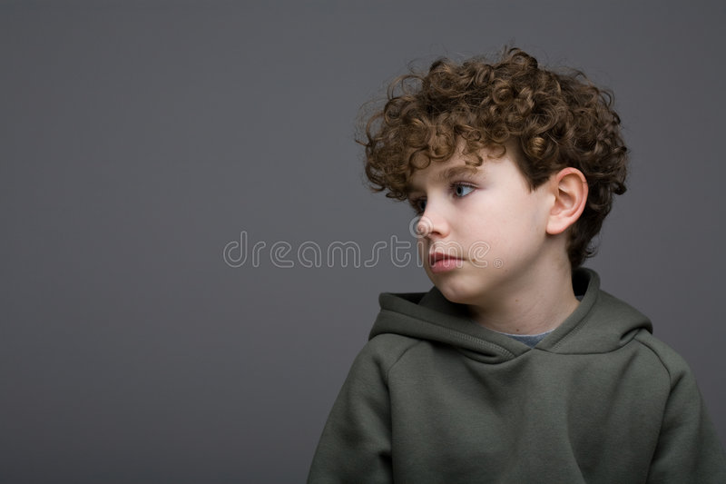 男孩 免版税库存图片