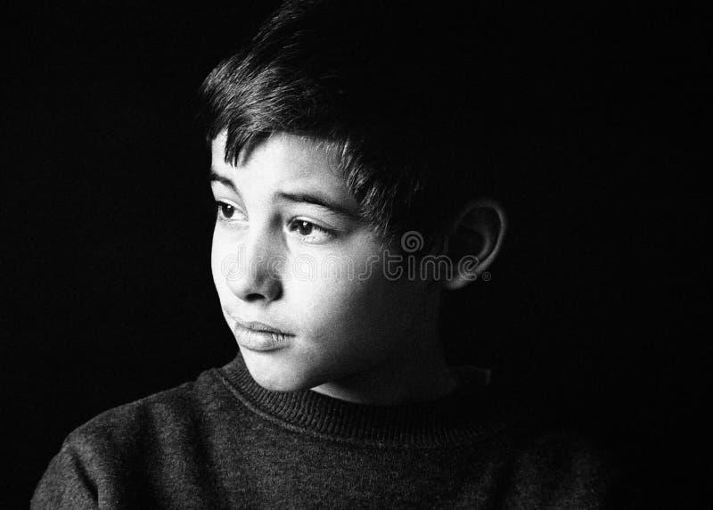 男孩 免版税库存照片