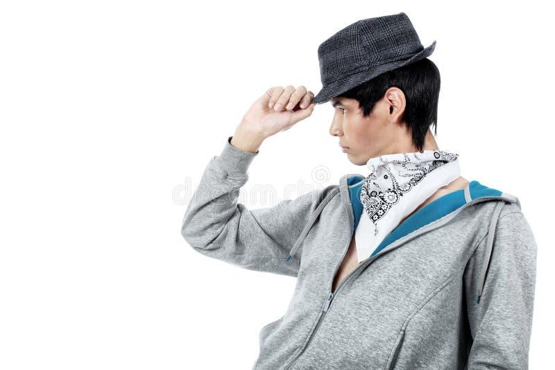 男性设计 免版税库存照片
