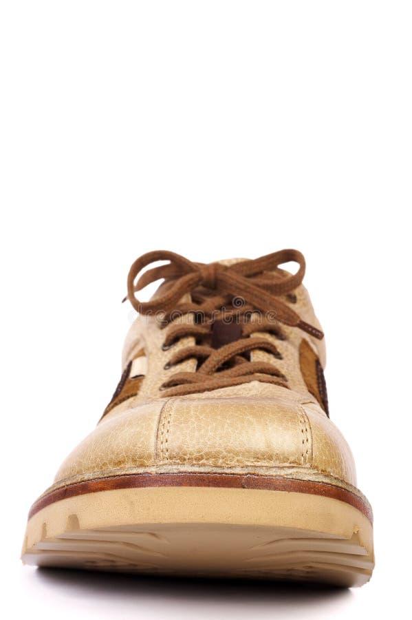 男性鞋子 库存照片