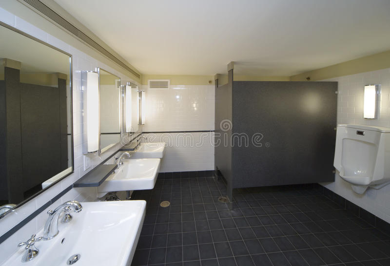男盥洗室s 库存照片