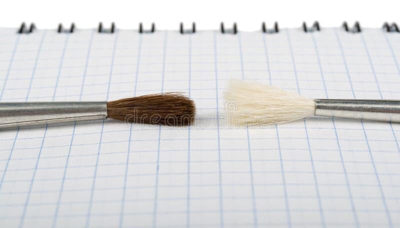 画家二 免版税库存图片