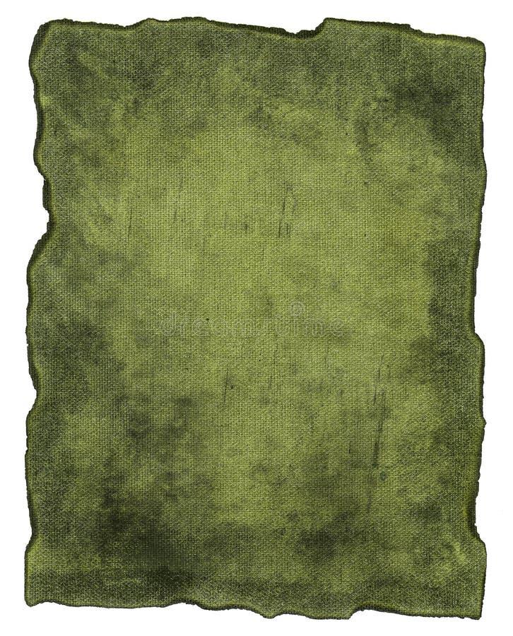 画布绿色纹理 库存照片