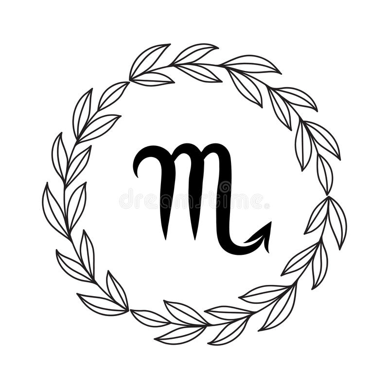 天蝎座的标志是什么