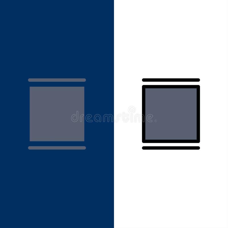画廊,Instagram,集合,时间安排象 舱内甲板和线被填装的象设置了传染媒介蓝色背景 皇族释放例证