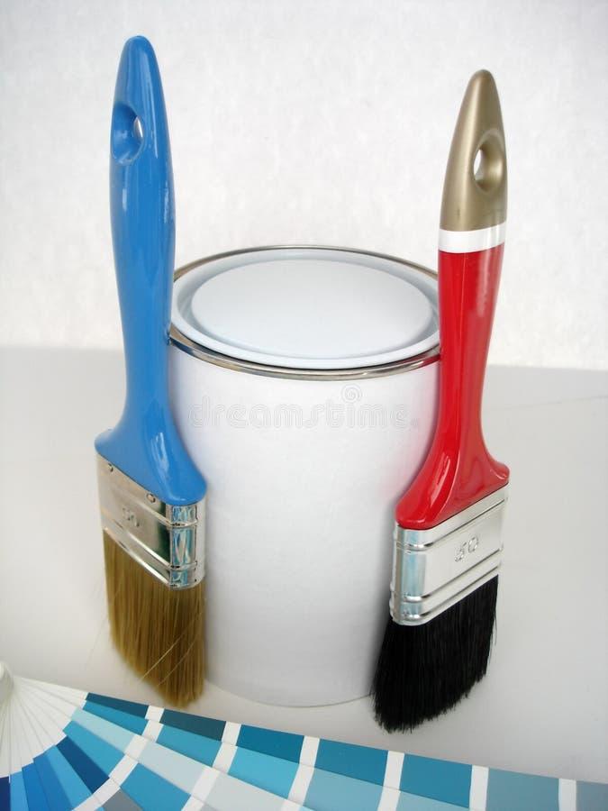 画笔 免版税图库摄影
