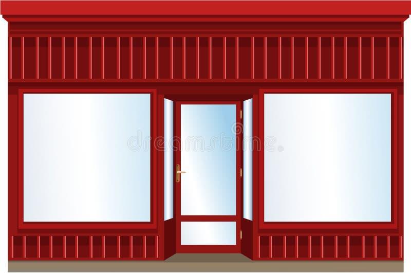界面视窗 皇族释放例证