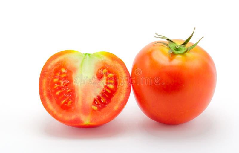 番茄特写 库存照片