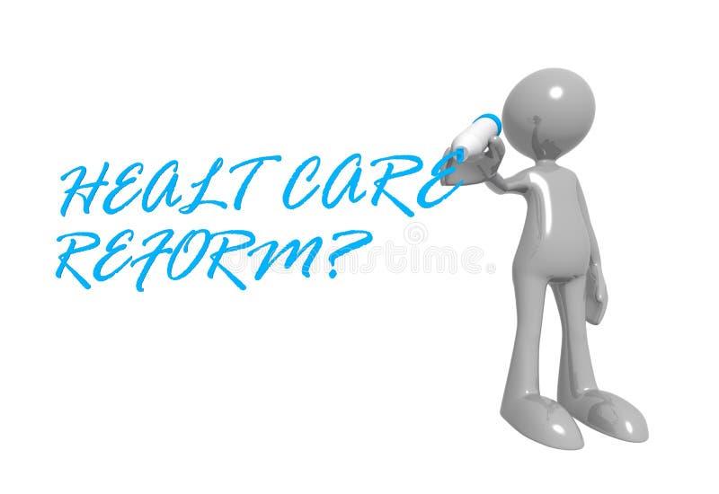 医疗保健改革 向量例证