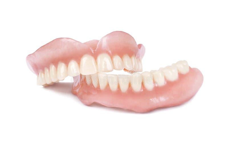 医疗假牙 库存照片