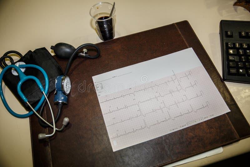 医疗办公室 免版税库存图片
