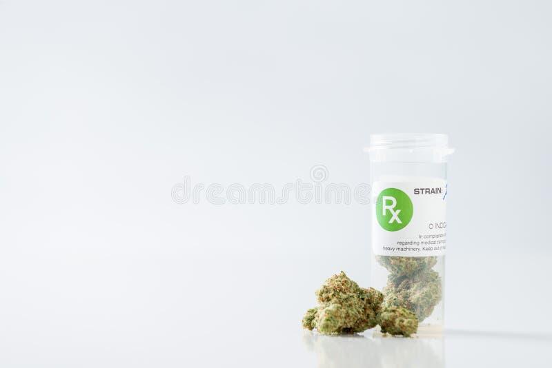 医疗大麻法律大麻 免版税库存照片